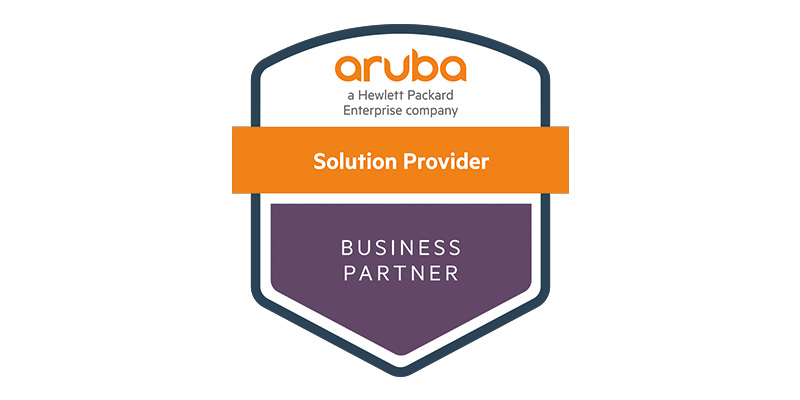 Logo Aruba Enterprise Solution Provider