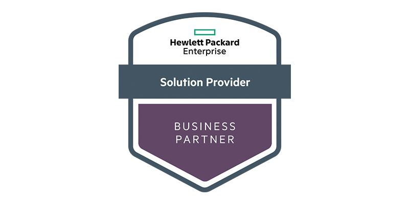 Logo HP Solution Provider